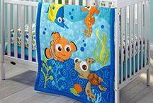 Baby! Nursery | Finding Nemo / by Gabrielle Ann