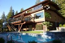 JHA - Spencer Court Residence / Designed by John Henshaw Architect Inc.  Location: West Vancouver, BC
