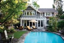 JHA - McMaster Residence / Designed by John Henshaw Architect Inc. Location: UBC Endowment Lands