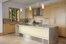 JHA - Kingston Residence / Designed by John Henshaw Architect Inc. Location: UBC Endowment Lands