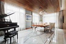 JHA - Golf Villa Residence / Designed by John Henshaw Architect Inc. Location: Dong Guan, China