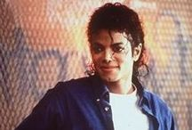 ♫ Michael Jackson ♫ / The King of Pop / by Ali Bresnahan