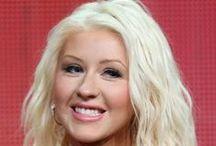 ♫ Christina Aguilera ♫ / by Ali Bresnahan