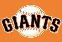 ⚾️  ORANGE U GLAD..... / ...you're a Giants fan?? ⚾️ / by Ali Bresnahan