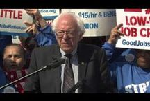 * BERNIE on the Issues * / Bernie Sanders ~ where he stands on everything that is important to the country / by Ali Bresnahan