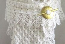 Crochet Shawl / NOW  %25 Discount http://www.etsy.com/shop/asuhan?section_id=7722028&ref=shopsection_leftnav_4 / by Asuhan Scarf