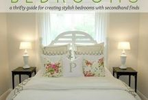 ideas for the bedroom / by Tammy Sischo