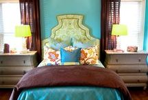 Bedrooms / Sweet respite at the end of the day. / by Linda