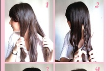Hair + Style + Long Hair / by Shannon Drewry Sabins