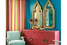 Marvellous Mirrors / ....make everything look pretty! / by Linda