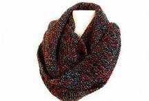 Crochet Scarf & Neckwarmer / by Asuhan Scarf