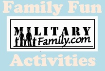 Military Family Activities