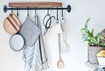 Farmhouse Kitchens / the ever-illusive kitchen of my dreams: colorful gypsy meets simple farmhouse