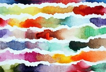 Watercolors & such