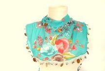 ASUHAN HANDMADE BAZAAR... / Handmade Woman Accessories,Woman Fashion,Handmade Shawl http://www.etsy.com/shop/asuhan / by Asuhan Scarf