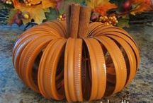 Fall/Halloween  / HALLOWEEN.....candy, costumes, decorations, crafts, ideas, food..........