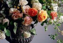 "florals | arrange / ""Earth laughs in flowers""~ Ralph Waldo Emerson / by sentimentaljunkie"