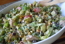 Salads/Sides/Dressings / by Megan Heman