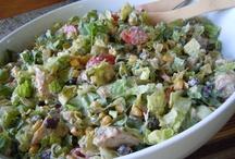 Salads/Sides/Dressings / by Megan Heman