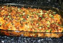 Casseroles / by Megan Heman