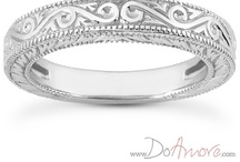 Women's Bands Collection / Women's wedding rings