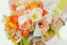 Floral / Wedding floral and bouquet ideas