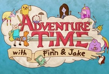 adventure time!!! / by Sydney Stamper