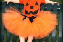 Halloween and thanksgiving / by Jennifer Straube