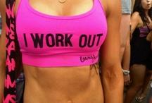 fitness gear / by Jess Helmbrecht