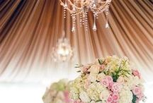 Tent Decor / Wedding tent options and decor for ceremonies and receptions