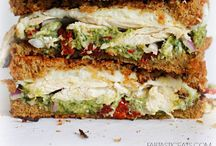 Sandwiches / Sandwiches and wraps