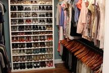 {closets} / by Youdit Munson
