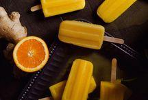 Frozen Treats / Frozen desserts