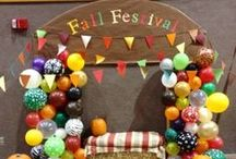 Fall Events / Tips and ideas to help PTOs and PTAs with fall events.
