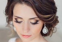 Bridal Makeup / The hottest bridal makeup trends #Makeup #BridalBeauty  / by Weddings in Houston