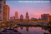 PROVIDENCE | rhode island / by Sarah Bond