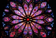 Stained Glass / by Linda