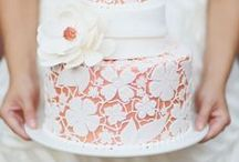 Wedding Cakes / Wedding cake inspiration for the perfect cake.