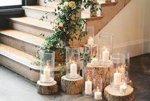 Wedding Decor / Inspiration for beautiful wedding decor