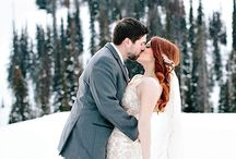 Winter Wedding / Inspiration and ideas for the perfect winter wedding.