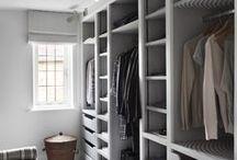 built in - closet