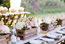 Summer Wedding / Inspiration for the perfect Summer wedding, on any budget!