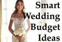 Wedding Budget / Great ideas for saving money on your wedding budget, while still creating the event of your dreams!