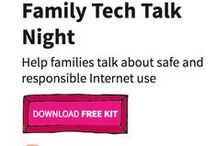 Family Tech Talk Night / Get tips for hosting a successful Family Tech Talk Night (and grab our free kit here: http://www.ptotoday.com/sfn#internet-safety-night