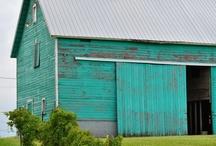 Barn and House Love