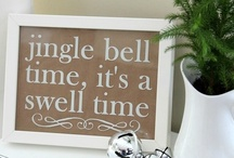 Christmas Decorating and Ideas / Christmas is my favourite time of the year. Inspiration for Christmas decor, decorating and style ideas.