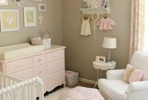 ~*Kenadie's*Castle*~ / Perfect room ideas for my pretty, pink princess! / by Sarah Dugan