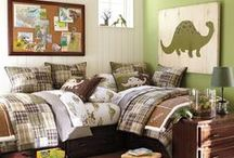 ~*My*Little*Bear's*Den*~ / Ideas for Braeden's big boy room ~ bunk beds too! / by Sarah Dugan