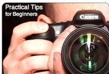 ~*Canon~Shoot*It*~ / Photography / Camera tips + Photoshop editing / by Sarah Dugan