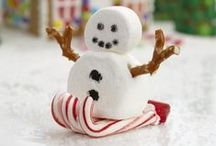 ~*FaLaLaLa*Foods*~ / festive foods for Santa Claus season (and after too ;-) / by Sarah Dugan